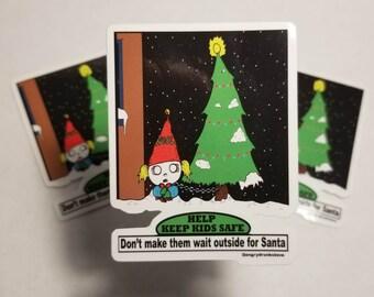 Safety Kid Stickers