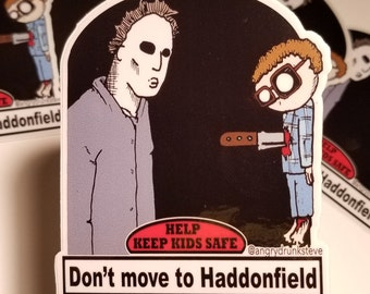 SafetyKid HorrorStickers