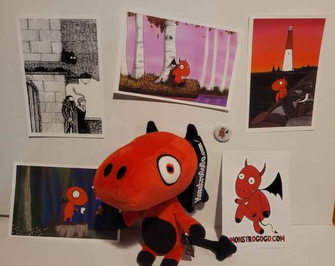 Featured listing image: Jersey Devil PlushPack