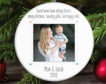 Mom Christmas Ornament Gift For Mom Gift For Mother