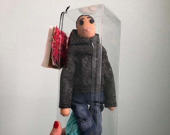 Look Alike; Custom Cloth Doll Caricature; Representation Matters; Boy Doll; Custom Order