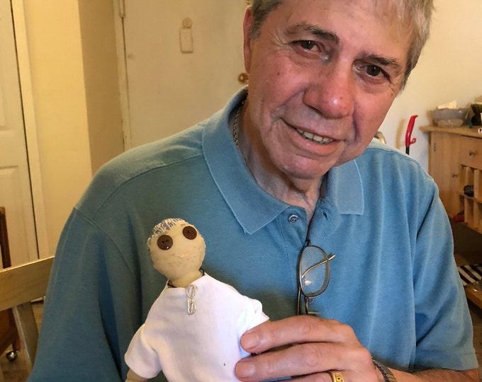 Look Alike; Custom Cloth Doll Caricature; Representation Matters; Grandparent; Custom Order
