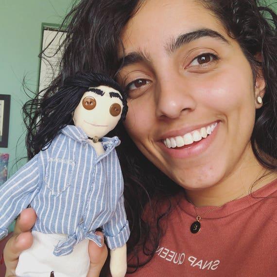 Custom Cloth Doll Caricature; Look-Alike; Representation Matters; Custom Order