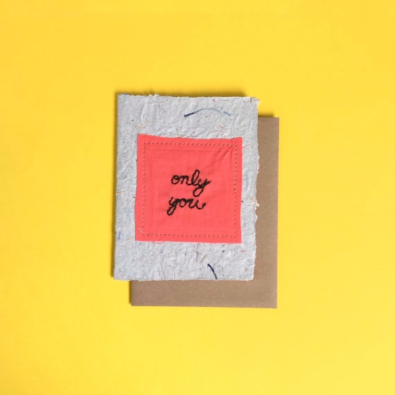 Only You Greeting Card
