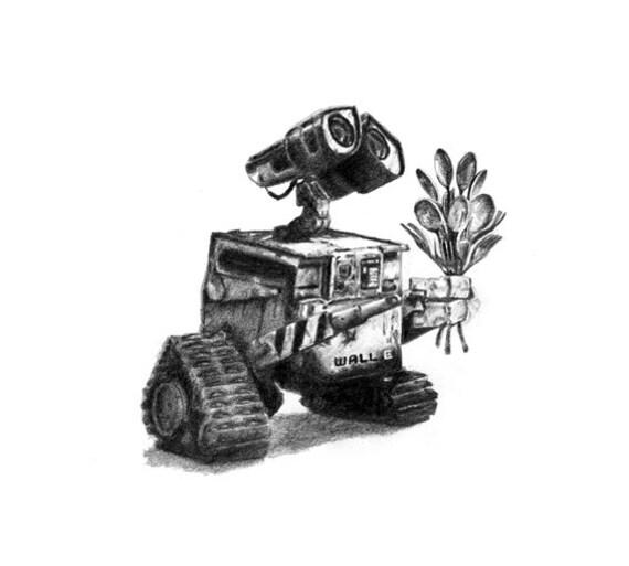 WALL - E | 513x570