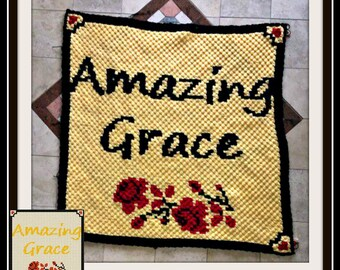 Amazing Grace C2C Graph, Amazing Grace Crochet Pattern, C2C Graph, Crochet Pattern
