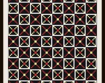 Wrapped in Hugs Afghan, C2C Crochet Pattern, Written Row Counts, C2C Graphs, Corner to Corner, Crochet Pattern, C2C Graph