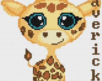 Baby Giraffe - Maverick