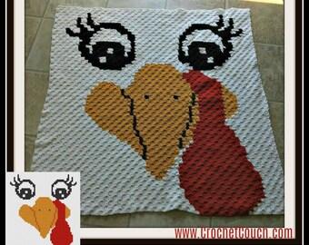 Chicken C2C Graph, Chicken Afghan, Chicken Corner to Corner