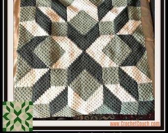 Quilts in C2C