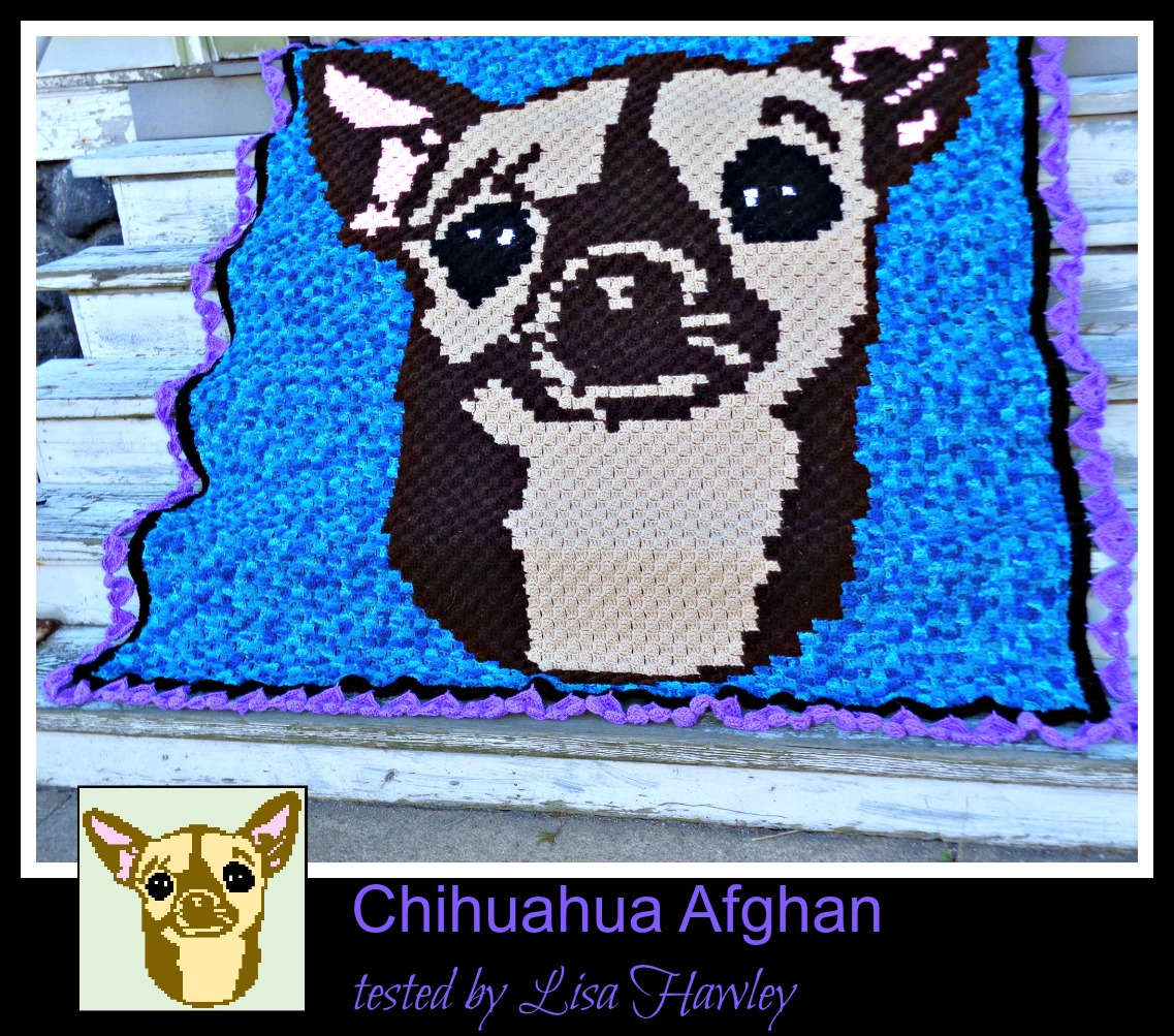 Crochet Afghan Graph Patterns