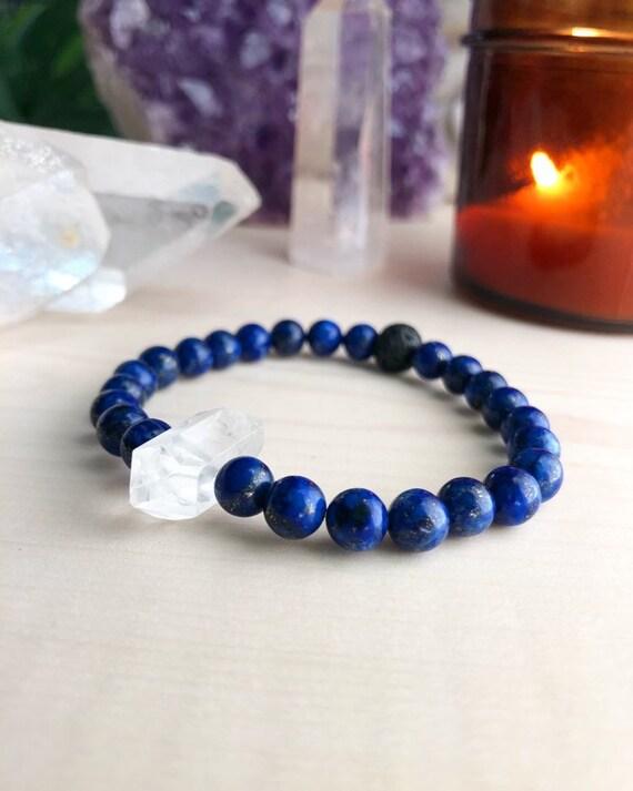 COSMIC ENERGY Gemstone  Bracelet