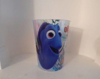 Kids Personalized Tumbler, Finding Dory inspired personalized tumbler, Personalized, kids birthday gift, Childrens gift idea, kids birthday