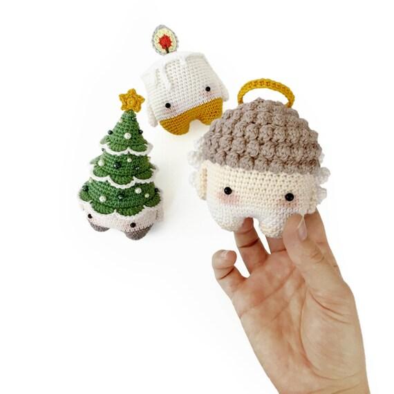 4 seasons: NAVIDAD vela árbol de navidad ángel lalylala | Etsy