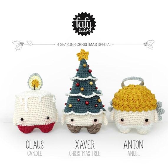 4 seasons: CHRISTMAS Xmas (candle | Etsy