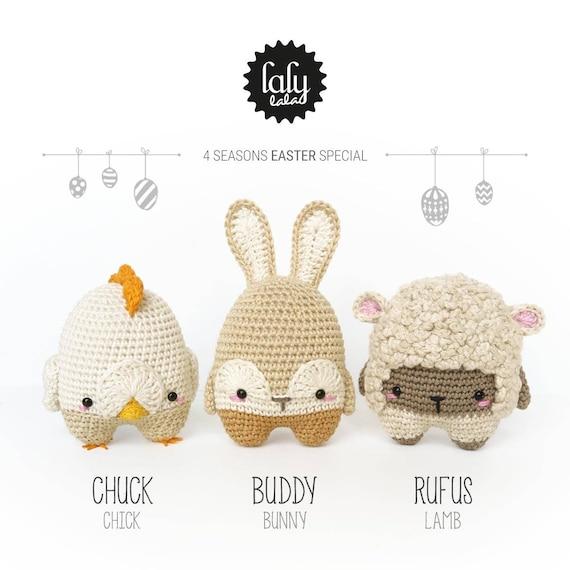 4 seasons: PASCUAS Conejo de Pascua Ovejita de Pascuas | Etsy