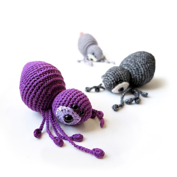 Spinne Agatha Spieluhr Mobile Babyrassel Lalylala Etsy