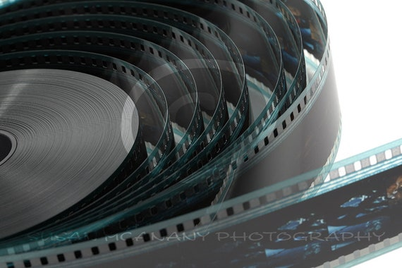 Film Reel Clipart Movie Film Instant Download Photograph Etsy
