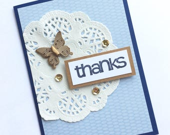 Thank You Greeting Card **READY TO SHIP**
