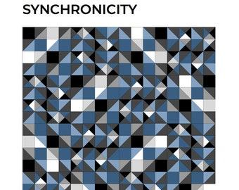 Modern Quilt Patterns, PDF Quilt Patterns, Geometric Quilt Patterns, Easy Quilt Patterns, Beginner Quilt Patterns, Digital Download Quilt