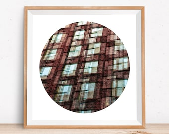 Architecture photo, architecture print, cityscape art, city photography, urban landscape, large giclee prints, abstract art prints, city art