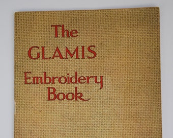 Original Embroidery Stitching Booklets - Late 1930's