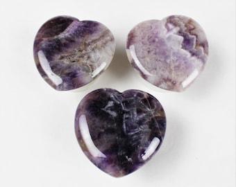 HEART popsockets Purple Amethyst Chevron gemstone Popgrip Phone grip holder original real purple pop socket