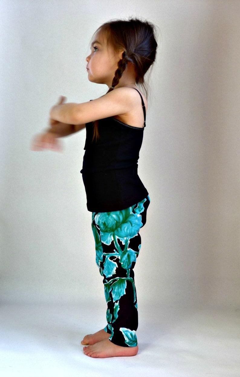 HOSH Pants  PDF Digital Sewing Pattern Slim Fit Pants Toddler image 0