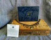 Vintage Winterthur Museum quot Spirit Necklace quot American Colonial Era Choker Necklace