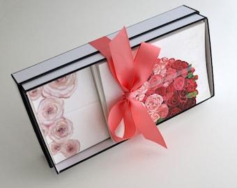 Stationery Gift Box | Roses