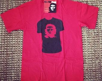 Che Guevara Shirt on Men's Shirt