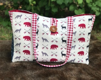 Handmade Deer / Bear / Fox / Woodland Animals Arrows