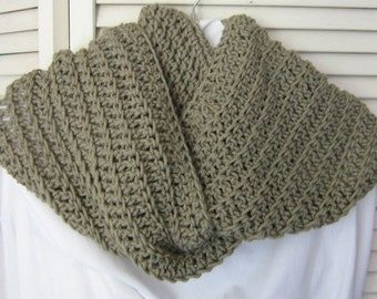 """Infinity scarf-10"""" x 60""""-5 colors"""