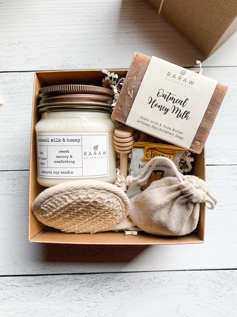 Gift Basket For Her Hostess Thank You Gift Gift For Women Etsy