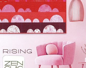 Rising Quilt Pattern by Zen Chic