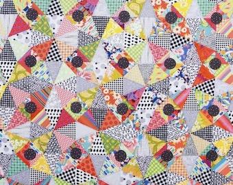 Broken Glass Quilt Pattern by Jen Kingwell Designs