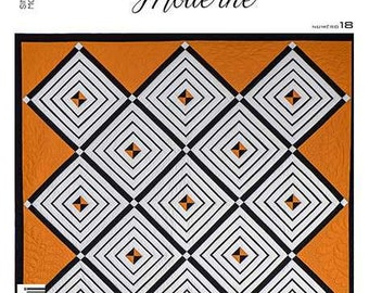 Simply Moderne #18 - Quilt Magazine