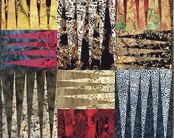 OBIS Quilt Pattern by Aardvark Quilts - AQ817