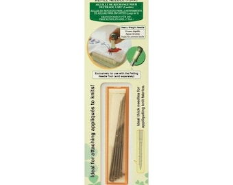 Needle Felting Refill Heavy Weight (5ea.) by Clover - #8906