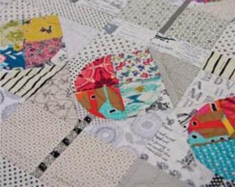 The Avenue Quilt Pattern by Jen Kingwell Designs