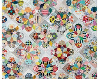 I'm a Farmer's Daughter Quilt Pattern by Jen Kingwell Designs