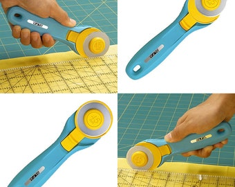 Olfa Splash Quick Change Rotary Cutter - 45mm - Choose Your Color