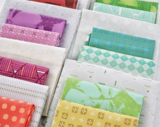 Featured listing image: Mod Cloth Fat Quarter Bundle by Sew Kind of Wonderful - 26 prints - Ships May 2021