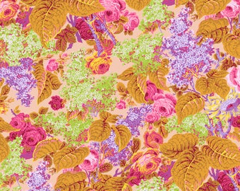 Fall 2017 by Philip Jacobs for Free Spirit - Lilac - Dusty - 1/2 yard Cotton Quilt fabric 2020