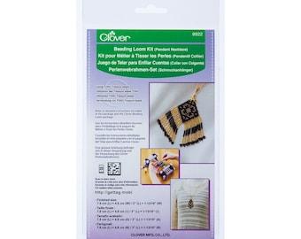 CLOVER Beading Loom Kit - Pendant Necklace - 9922