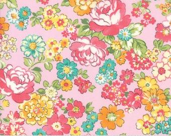 Regent Street Lawn 2018 by Moda - Chelsea - Light Pink - Cotton Quilt Fabric 2020