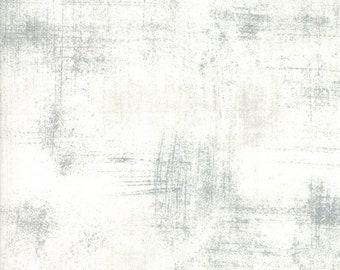 "108"" Grunge Fog by Basic Grey for Moda - 11108 435  - 1/2 Yard - 100% Cotton Quilt Back Fabric"