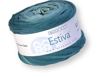 Estiva by Berroco - Bulky weight yarn - Choose Your Color