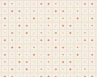 HomeMade by Tula Pink for Free Spirit - Cut Once - Morning - Cotton Quilt Fabric - Choose Your Size
