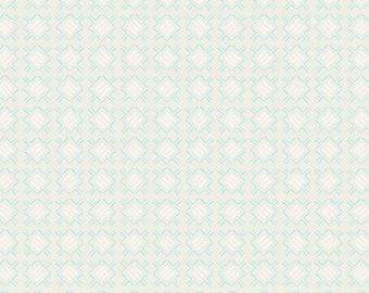 Mod Cloth by Sew Kind of Wonderful  - Iceberg Wind SK013.WIND - Cotton Quilt Fabric - Fat Quarter fq BTHY Yard